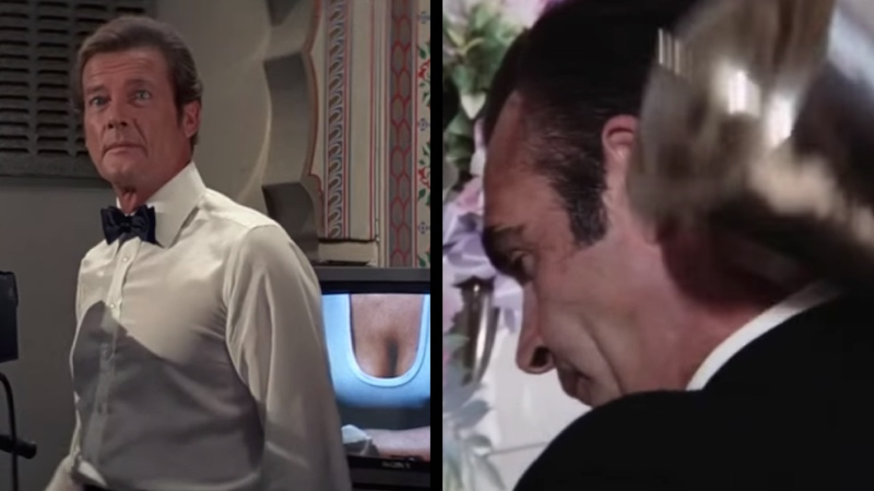 James Bond is a nightmare co-worker. Probably because he has brain damage.