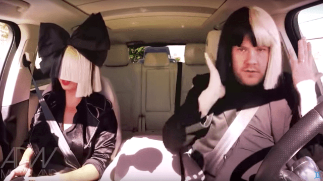 This mashup of every Carpool Karaoke is the club remix of your dreams.