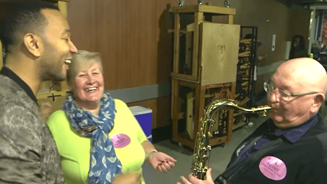 James Corden sent his adorable parents to the Grammys red carpet and they couldn't handle it.