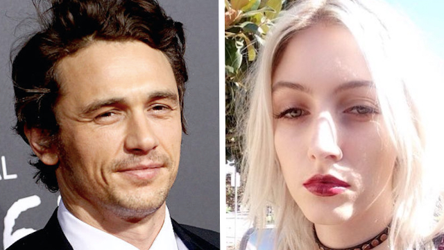 Woman who accused James Franco of sexual misconduct defends sarcastic tweet.