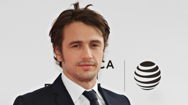 Colbert confronts James Franco with sexual misconduct accusations.