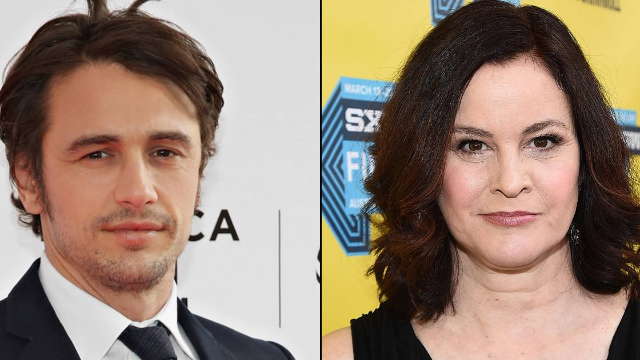 Ally Sheedy and other women are calling out James Franco for predatory behavior.