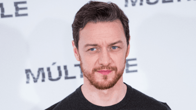 The internet is thirsting hard for James McAvoy's new beefy body.