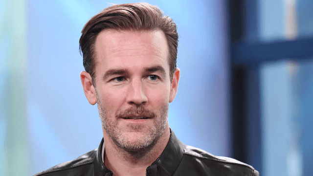 Actor James Van Der Beek opens up about being sexually assaulted by 'older, powerful men.'