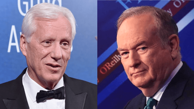 James Woods has a theory why Bill O'Reilly was really fired. You'll never stop rolling your eyes.