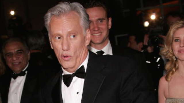 James Woods is suing a Twitter user for mean comments, bringing the Internet to court!