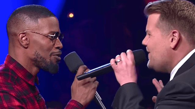 Jamie Foxx and James Corden turned these songs from the public domain into total jams.
