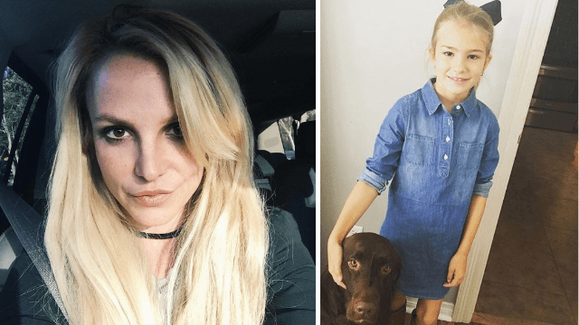 Britney Spears asks fans to pray for her niece, Maddie Aldridge, after life-threatening ATV accident.