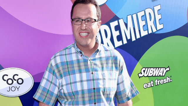 Jared Fogle's ex-wife is suing Subway for allegedly covering up his pedophilia over 11 years.