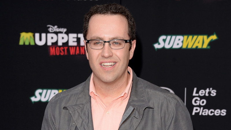 Jared Fogle sends pen pal a very desperate letter from prison, still asks for sexy pics.