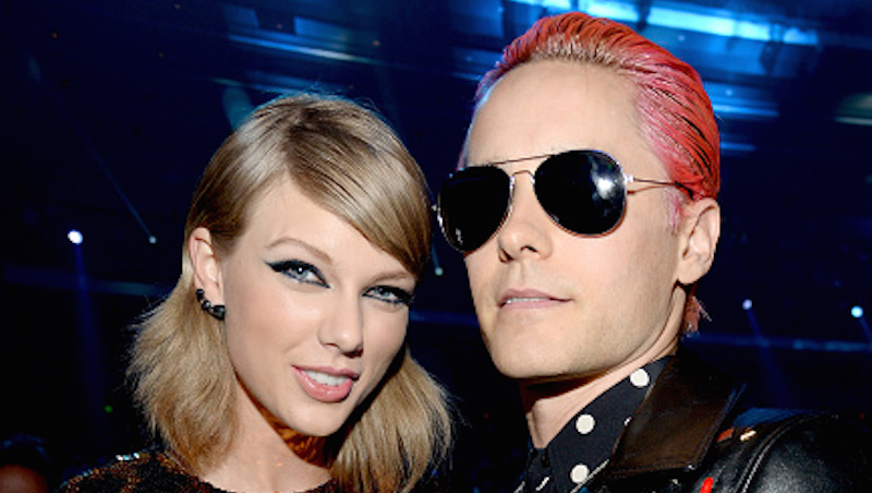 Jared Leto critiques Taylor Swift, proving he really is as evil as the Joker.