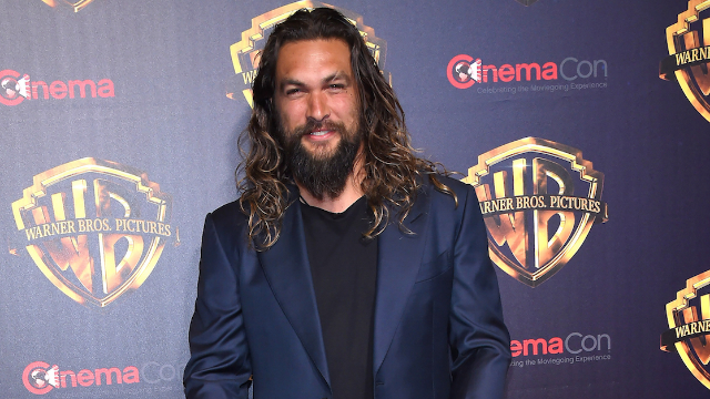 Jason Momoa (Aquaman) went full Khal Drogo while live streaming the 'Game of Thrones' finale.