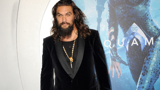 Jason Momoa called out two fishermen who butchered a live shark and laughed about it. Peak Aquaman!