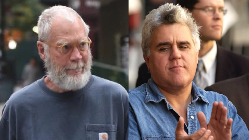 Jay Leno explained why he didn't appear on Letterman's finale and it's just as petty as you'd expect.
