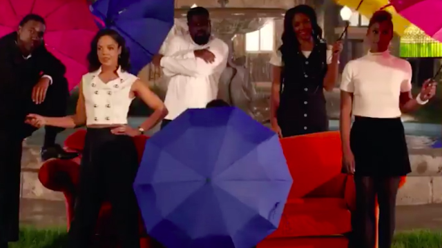 Jay-Z's new music video is the 'Friends' remake we've been waiting for.