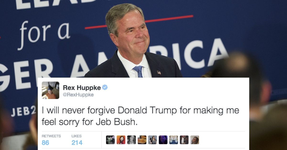 32 of funniest reactions to Jeb Bush suspending his ...