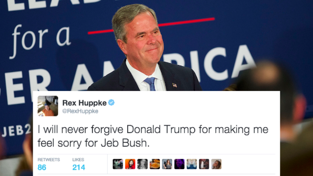 jeb bush drops out funny tweets pui 32 of funniest reactions to jeb bush suspending his presidential