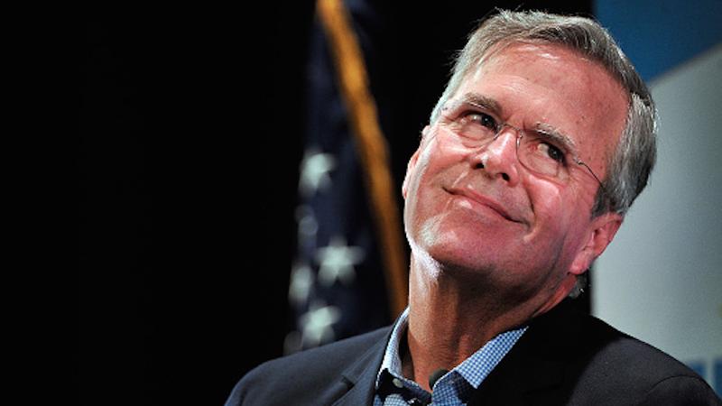 "Jeb Bush's ""favorite superhero"" sent cringes across the Internet faster than a creepy bullet."