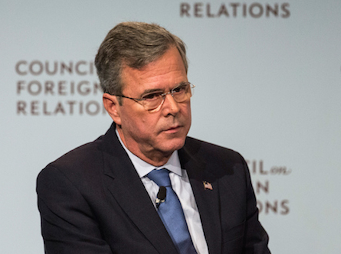 10 times Jeb Bush looked deeply, deeply disappointed in life.