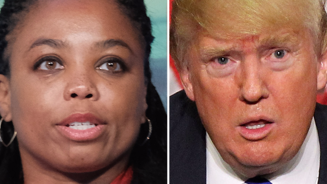Jemele Hill speaks out again over Trump's racist statements. He's gonna hate this.