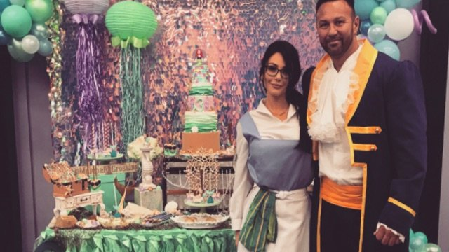 Jenni 'JWoww' Farley Instagram: Daughter Meilani's Gorgeous Disney Princess Party