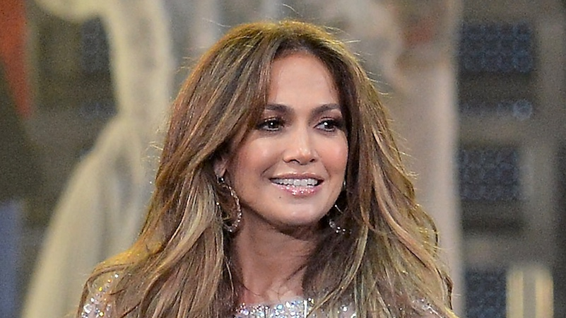 Jennifer Lopez posted a sweet Instagram of her daughter and she looks like a tiny J. Lo.