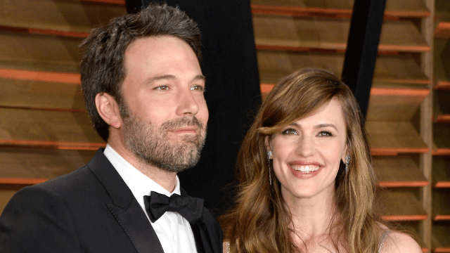 Jennifer and Ben Affleck are doing everything together except for getting a divorce.