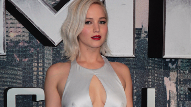 Jennifer Lawrence fires back at 'sexist' internet for criticizing her outfit.
