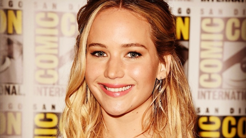Sit down and buckle up because there's big Jennifer Lawrence hair news.