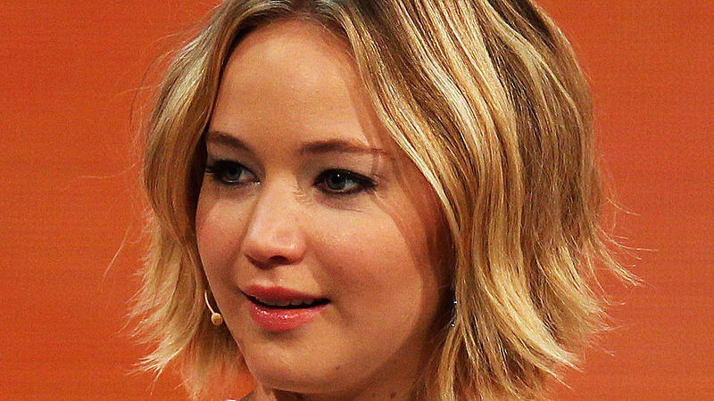 Kentucky native Jennifer Lawrence has some things to say about Kim Davis.