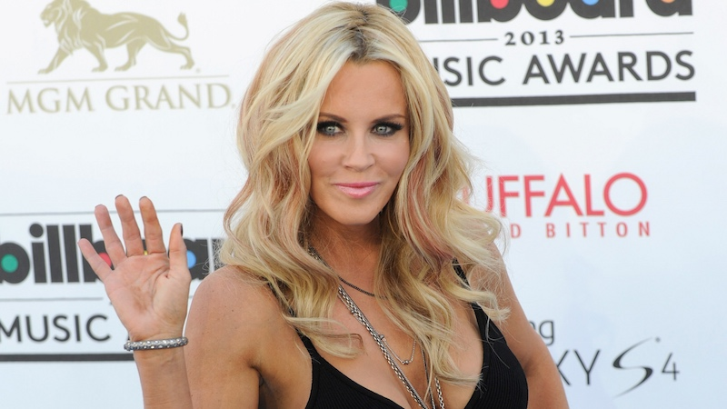 Jenny McCarthy changed her hair color to something almost as crazy as her stance on vaccines.