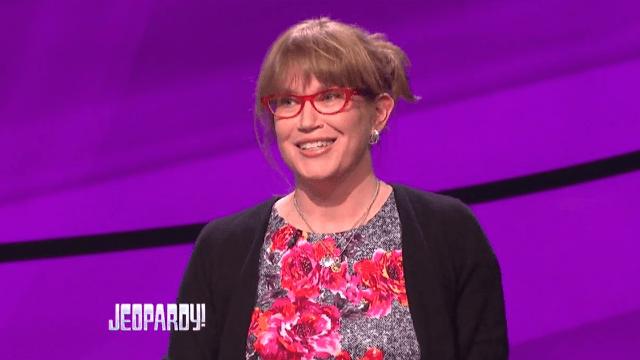 'Jeopardy!' contestant titillates Alex Trebek when she makes sure he knows Japanese men have sex.