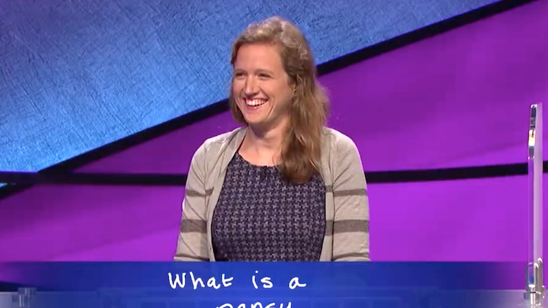 'Jeopardy!' contestant roasts liberals with viral Final Jeopardy response.