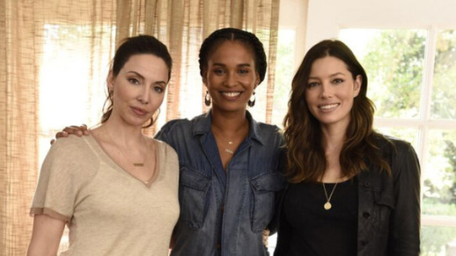 Jessica Biel, Whitney Cummings, and Joy Bryant get real about condoms.