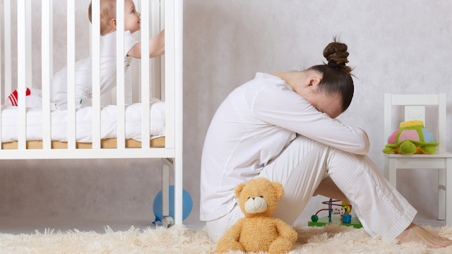 A woman in agony described her postpartum depression symptoms to a nurse. The nurse called the f*cking cops on her.