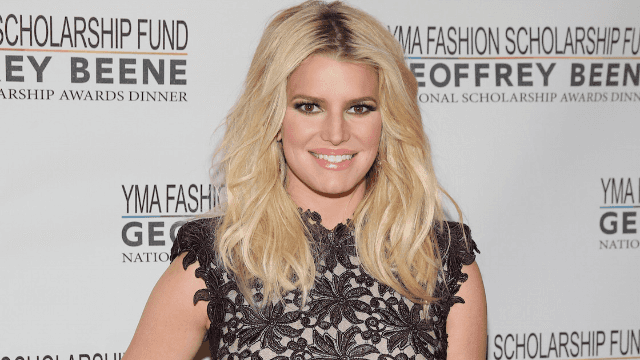 Jessica Simpson's daughter wore a bikini and the mommy-shamers came out in full force.