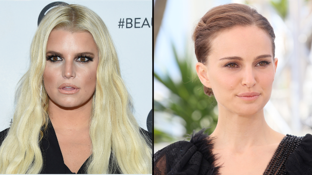 Jessica Simpson's beef with Natalie Portman became a lesson in feminism for us all.