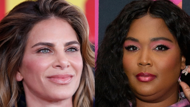 Fitness trainer Jillian Michaels defends comments about Lizzo's health after backlash.