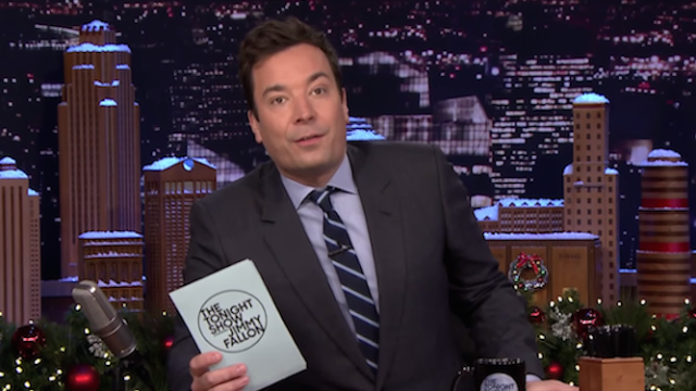 Jimmy Fallon and The Roots threw down some spoiler-free 'Star Wars' raps.