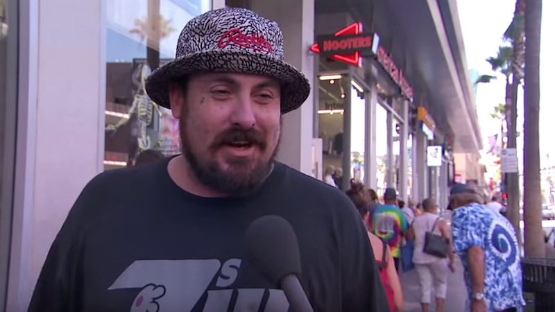 Two days before the debate, Jimmy Kimmel asked people how Clinton did. So they lied.