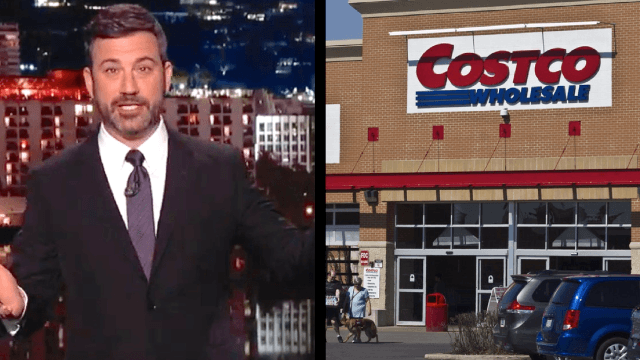 Jimmy Kimmel went on a highly relatable rant about 'Costco etiquette,' provides LOLs in bulk.