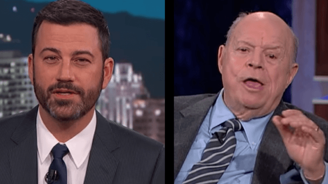 Jimmy Kimmel breaks into tears while remembering Don Rickles, and now you're crying.
