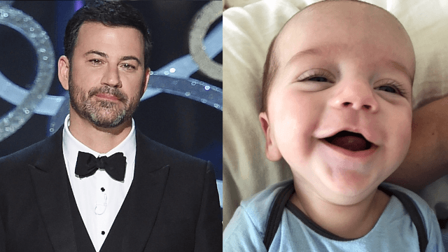 Jimmy Kimmel gives an emotional update on his son Billy's health.