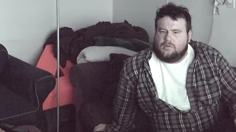 This guy orchestrated the perfect prank after finding out his roommate believes in ghosts.