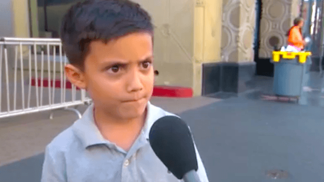 Jimmy Kimmel asks little kids about Trump and their reactions are all of us.
