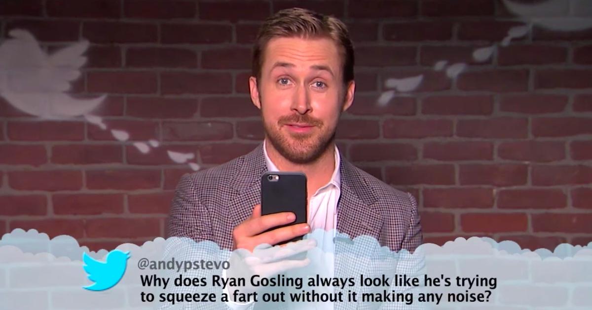 19 Best mean tweets images | Celebrity mean tweets, Jimmy ...