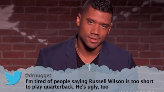 Watch NFL players read mean tweets about themselves just in time for the Super Bowl.