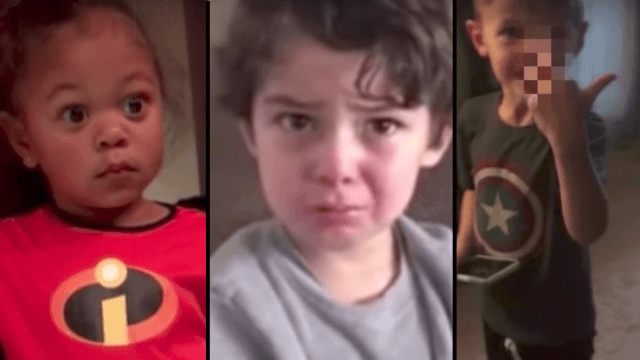 It's another outstanding edition of parents telling kids they ate ...