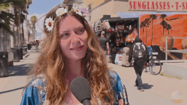 Jimmy Kimmel asked random people if they were high. Some of them had to be lying.