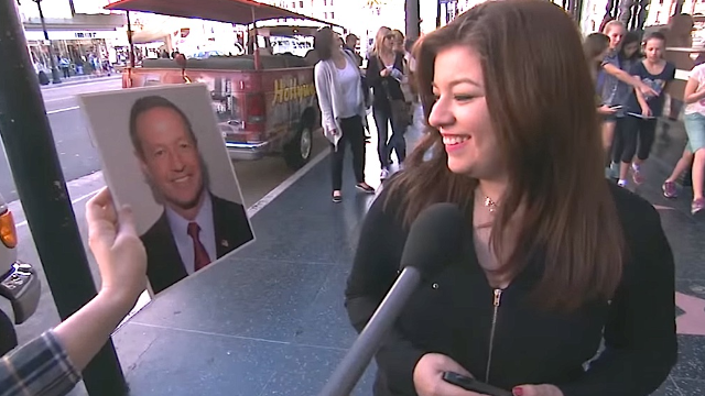 Jimmy Kimmel tested if people on the street could recognize Martin O'Malley. They couldn't.